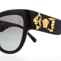 VERSACE Sunglasses VE4322 GB1/11 Black 55MM