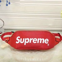 LV x Supreme:Women Shopping Crossbody Satchel Shoulder Bag G-LLBPFSH