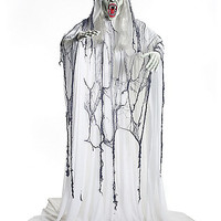 6 ft Hanging Vampire Bride - Decorations - Spirithalloween.com