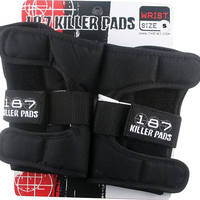 187 Wrist Guard Small Black