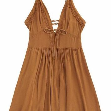 Lovers Mini Sundress