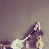 diy jewelry holder | going home to roost