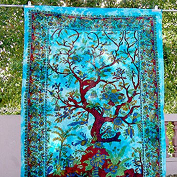 Hippie Tapestries,bohomein Boho Art, Wall Decors,door Decors,wall Hanging ,Indian Tapestries,tapestry Picknic Blanket,gift