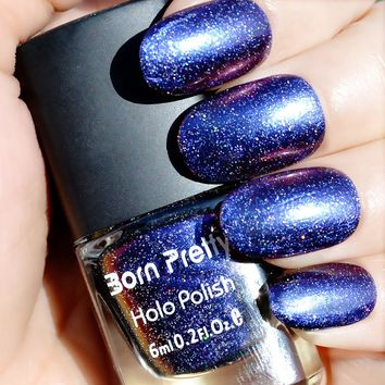 1pc 6ml Born Pretty Nail Polish Chameleon Polish Nail Varnish color#31 Starry Nail Lacquer (Black Base Color Needed) #24880