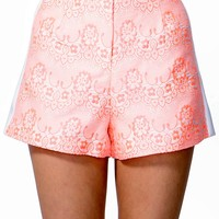 Madeleine Hi-Waisted Shorts