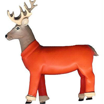 Christmas Ornament - Deer In Hunting Attire