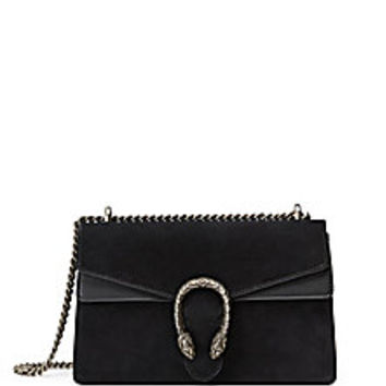 Gucci - Dionysus Suede Shoulder Bag - Saks Fifth Avenue Mobile