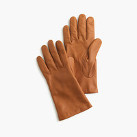 J.Crew Womens Italian Leather Gloves