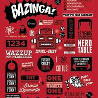 The Big Bang Theory Infographic Poster - Buy Online at Grindstore.com