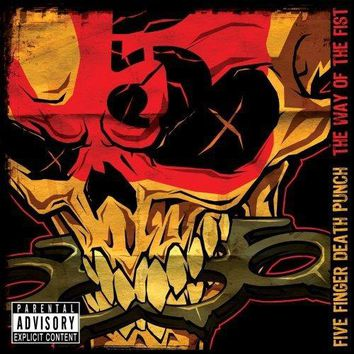 Five Finger Death Punch & 5fdp - The Way of the Fist                                                                                                                                                                    Explicit Lyrics