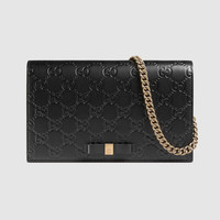 Gucci - Gucci Signature mini bag