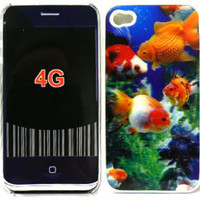 4D Fish Snap On for Iphone