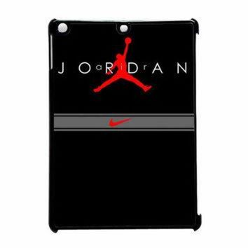 LMFUG7 Jordan Nike Red iPad Air Case