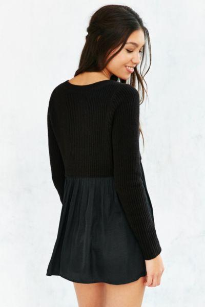 dd23434bf Kimchi Blue Babydoll Sweater from Urban Outfitters