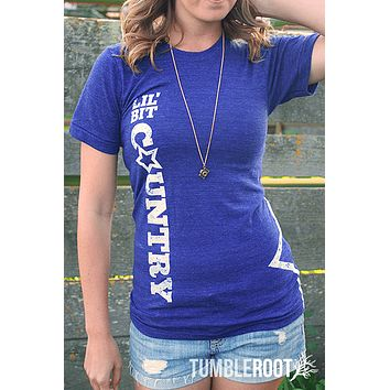Lil' Bit Country | Women's T-Shirt