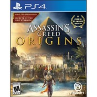 Assassin's Creed Origins Day 1 Edition PlayStation 4 (PS4) - Walmart.com