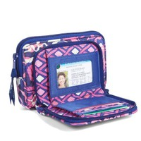 Vera Bradley - Katalina Pink On the Square Wristlet 2.0