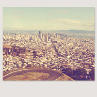 San Francisco Skyline Photo Print