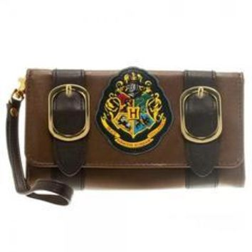 Harry Potter Satchel Fold Wallet