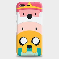 Adventure Time Google Pixel Case
