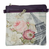 Flower Mini Square Designer Crossbody Handbag