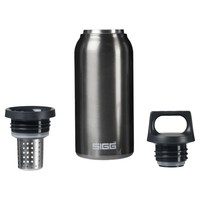 SIGG SMOKED PEARL BOTTLE WITH YOUR IMAGE