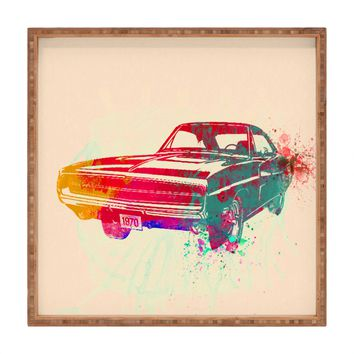Naxart 1967 Dodge Charger 1 Square Tray