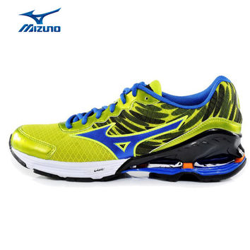 MIZUNO Sneakers Men's Mesh Beathable Cushioning Sports Shoes WAVE FRONTIER 9 Stability Light Running Shoes J1GR159672 XYP263