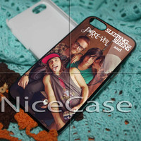 Pierce The Veil and Sleeping With Sirens for iPhone 4 / 4S / 5 / 5c / 5s Case Samsung Galaxy S3 / S4 Case Cover
