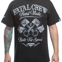 GREASE MONKEY T-SHIRT - Fatal Clothing