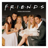 Official Friends TV 2013 Calendar