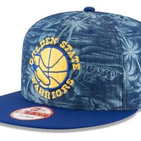 Golden State Warriors NBA HWC D-TROP 9FIFTY Snapback Cap