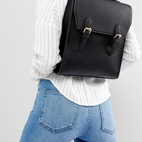 ASOS Satchel Backpack at asos.com