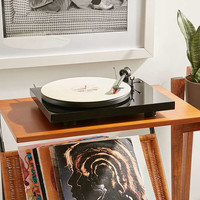 Pro-Ject Debut III Turntable - Piano Black - Urban Outfitters