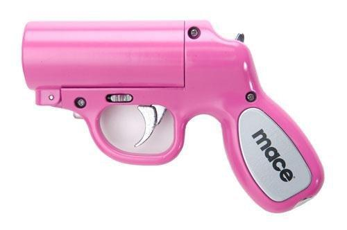 Mace Pepper Spray Gun - Pink with Pepper from Amazon ...