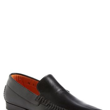Men's Santoni 'Auburn' Venetian Loafer,
