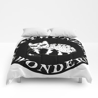 Wonder Thunder Cat Comforters by Shashira Handmaker