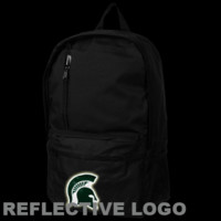 Michigan State Spartans SP-2 Backpack - Black - http://www.shareasale.com/m-pr.cfm?merchantID=7124&userID=1042934&productID=528465997 / Michigan State Spartans