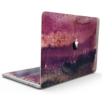 Dark v2bsorbed Watercolor Texture - MacBook Pro with Touch Bar Skin Kit