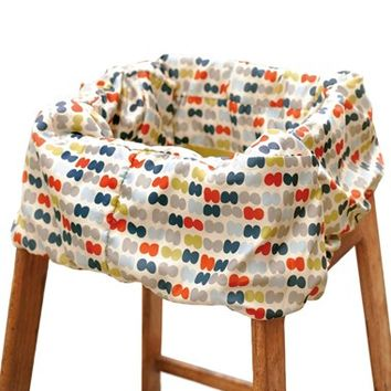 Infant Skip Hop Shopping Cart & High Chair Cover
