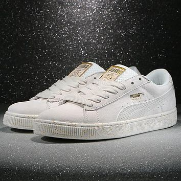 Puma Suede CLASSIC Woman Men Fashion Old Skool Sport Sneakers Shoes