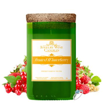 Frosted Winterberry | Jewelry Wine Candle®