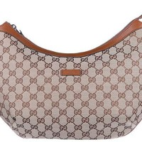 DCCK3SY Gucci women's shoulder bag original gg supreme beige