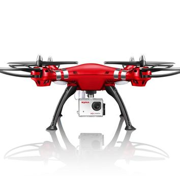SYMA X8HW X8HG X8HC drones with camera hd 1080p wifi professional UAV 2.4G 4CH rc helicopter drone fpv quadcopter