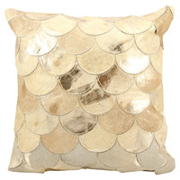 Bianca Leather Pillow