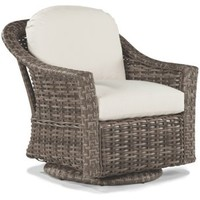 St Simons Swivel Glider Lounge Chair, Outdoor Rocking Chairs