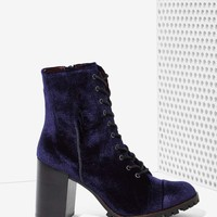 Report Signature Allon Velvet Boot