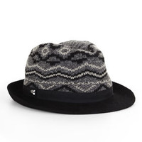 BCBG Packable Tribal Fedora