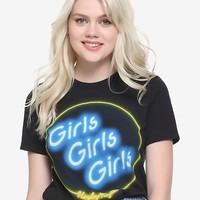Hayley Kiyoko Girls Like Girls Neon Girls T-Shirt