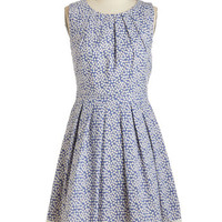 ModCloth Mid-length Sleeveless Fit & Flare Brace for Whim-Pact Dress